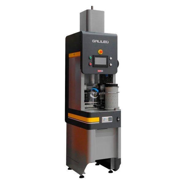 Compactador giratorio electromecánico automático con servoactuador GALILEO EmS