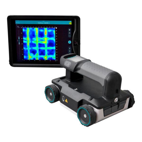 El georradar portátil es el inicio de una nueva era en ensayos no destructivos (NDT)