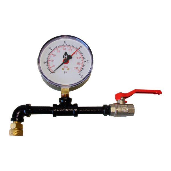Irrigador de tamizado por lavado para determinar la finura del cemento hidráulico a través de la malla No. 325 (45 µm)