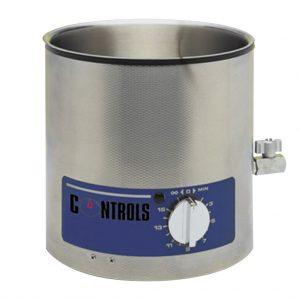 Limpiador ultrasónico para lograr una limpieza completa en tamices de malla fina sin causar distorsión. REF: 15-D0405/Z