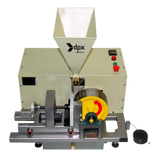 Máquina de desgaste para determinar la resistencia a la abrasión de baldosas y pisos de cemento