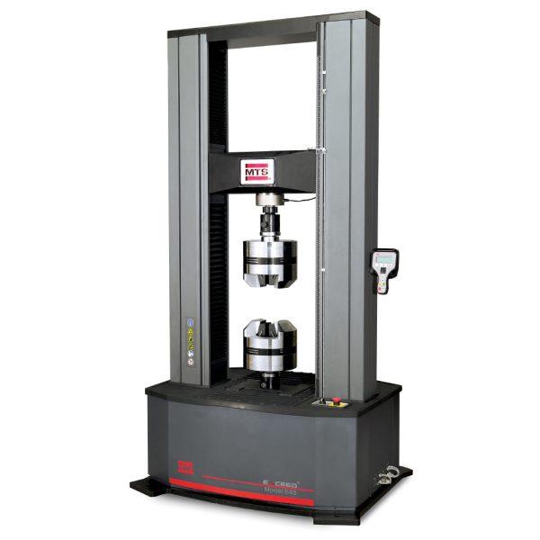 Máquina universal electromecánica Exceed para ensayos a tracción, compresión y flexión de 300 kN. MTS-E45.305