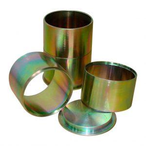 Molde metálico para compactar briquetas de asfalto Marshall. ASTM D6926