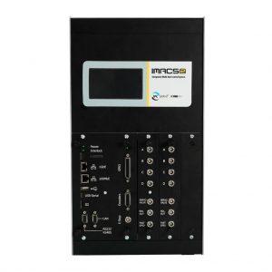 Nueva generación de sistema integrado de control y adquisición de datos. Para actualización de máquinas de ensayo existentes.