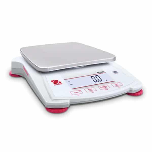 Balanza electrónica Scout® SPX 6200 g x 0.1 g SPX6201