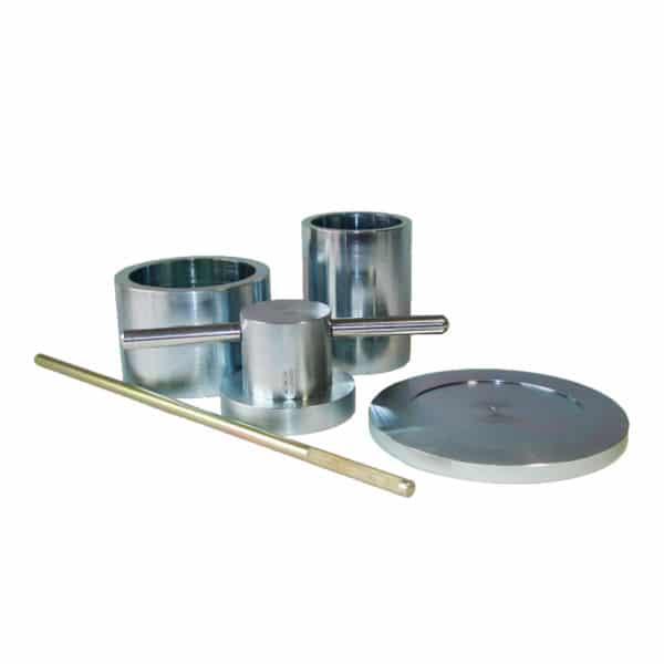 Equipo básico para ensayos de trituración de finos AG-505