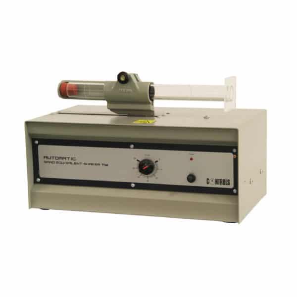 Agitador mecánico para el equivalente de arena 47-T0056/BZ